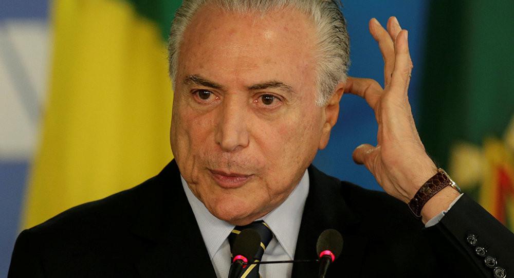STF autoriza quebra de sigilo bancário do presidente Temer