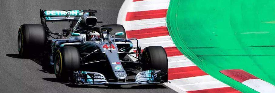Hamilton vence GP da Espanha e abre 17 pontos sobre Vettel