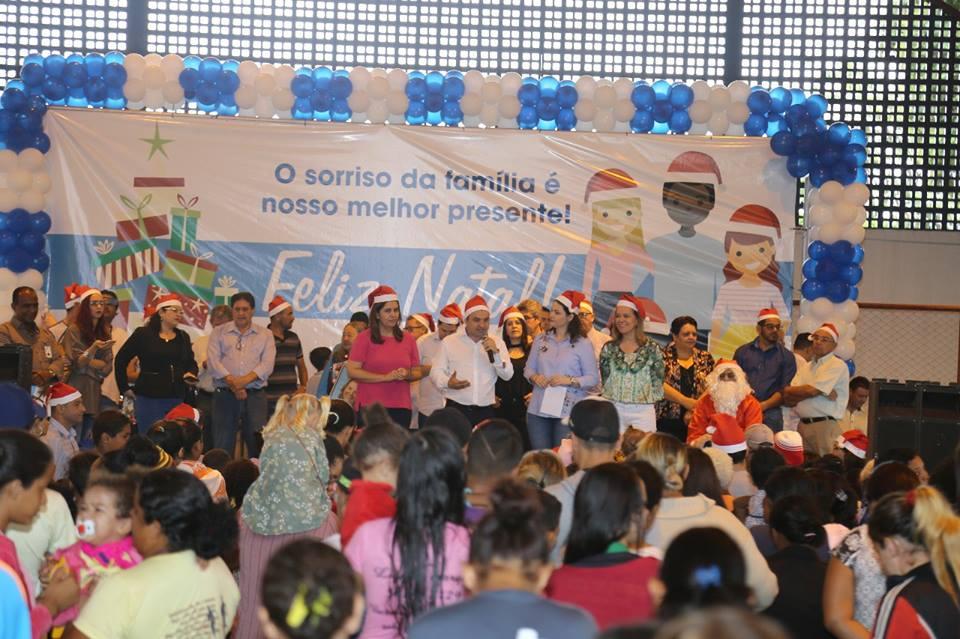 Presente de Natal em Valparaíso