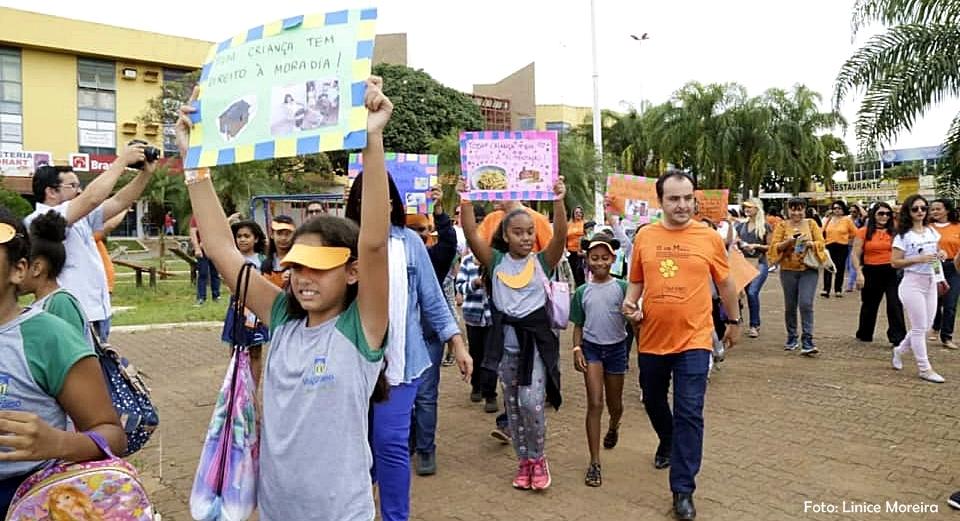 Campanha de combate ao abuso e à exploração sexual contra menores é lançada em Valparaíso