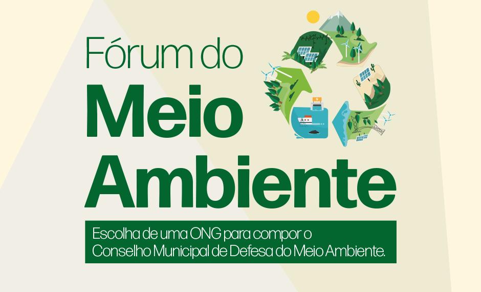 Fórum do Meio Ambiente vai decidir ações ambienteis em Valparaíso no próximo dia 20