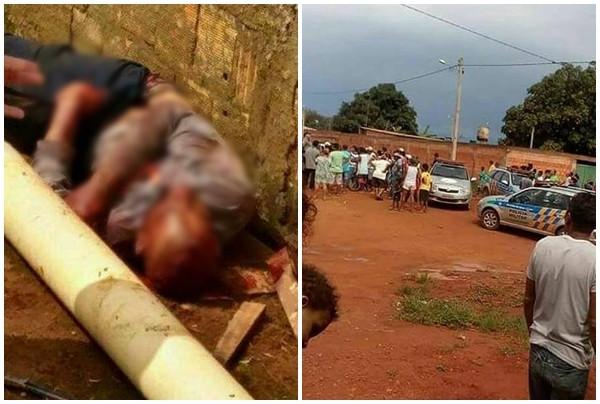 Suspeito de matar jovem no Ocidental morre no hospital do Gama após ser capturado e linchado por populares