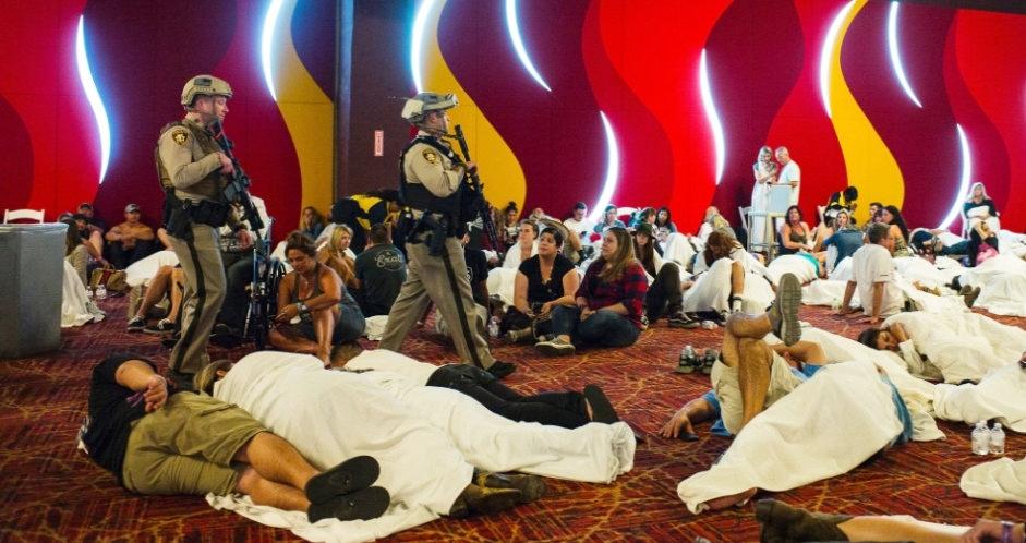 Atentado em Vegas