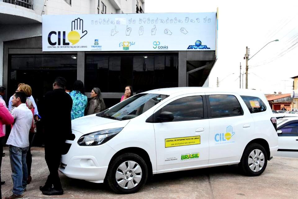 Valparaíso inaugura a primeira Central de Interpretação de Libras do entorno sul