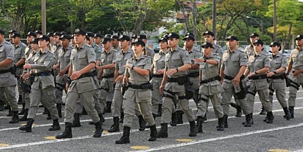 Policiais Militares ameaçam o governo Caiado de paralisação, caso os salários de dezembro não forem pagos