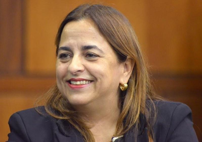 """""""Deixa o Caiado falando sozinho"""", diz a deputada Eliane Pinheiro sobre apoio do PMN"""