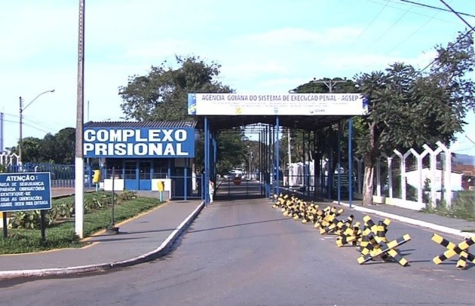 Em Goiás, agentes penitenciários cobram até R$ 10 Mil para liberar a entrada de arma nos presídios