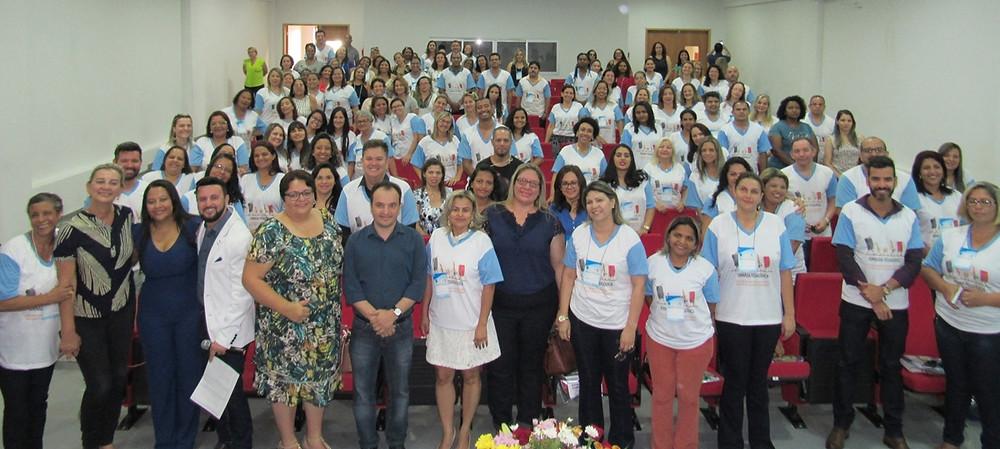Em Valparaíso, gestores escolares participam de Jornada Pedagógica buscando avanços na educação pública municipal