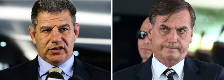 Assim como a chupeta da Monica Levinsk não foi sexo para Bil Clinton, áudios trocado via WhatsApp com Bebianno não foram conversa para Bolsonaro