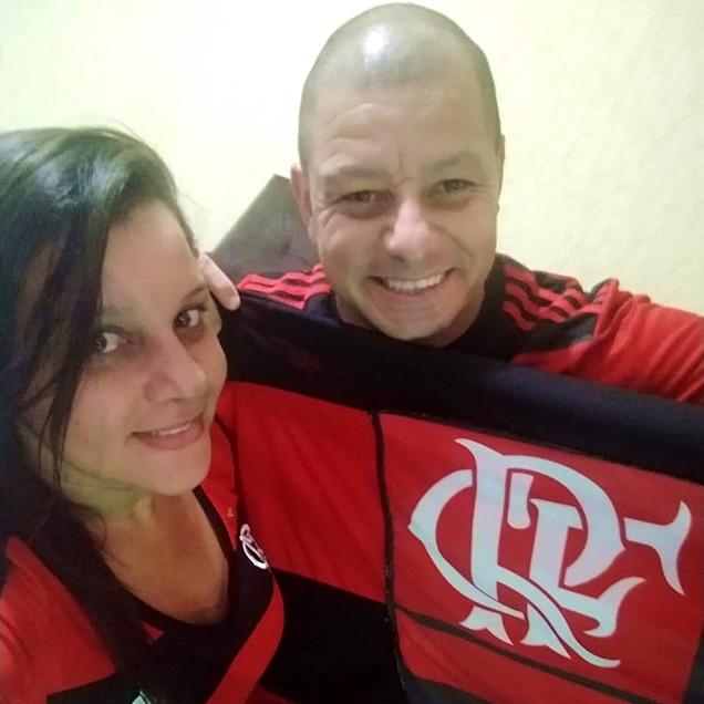 Elizia e Ivandecyr Filho