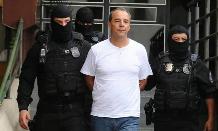 Sergio Cabral negocia delação premiada às pressas para chegar antes de outros