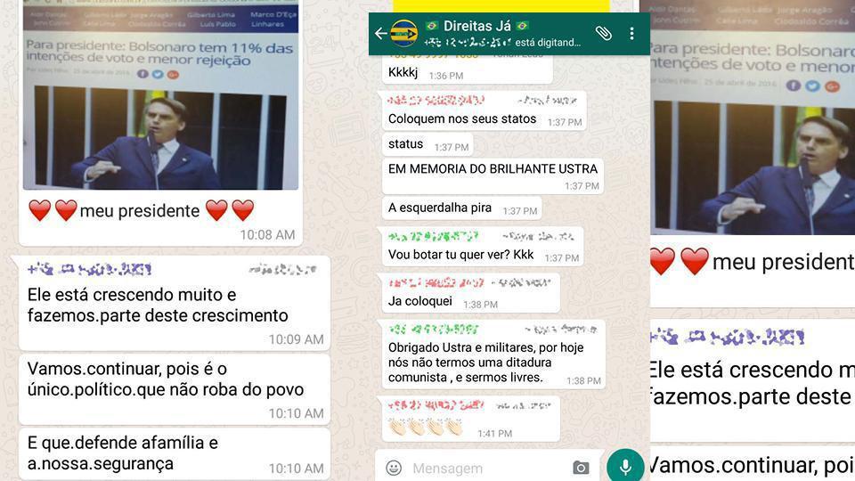 As mídias sociais ganham importância no processo eleitoral e segundo o Datafolha, Bolsonaro leva vantagem