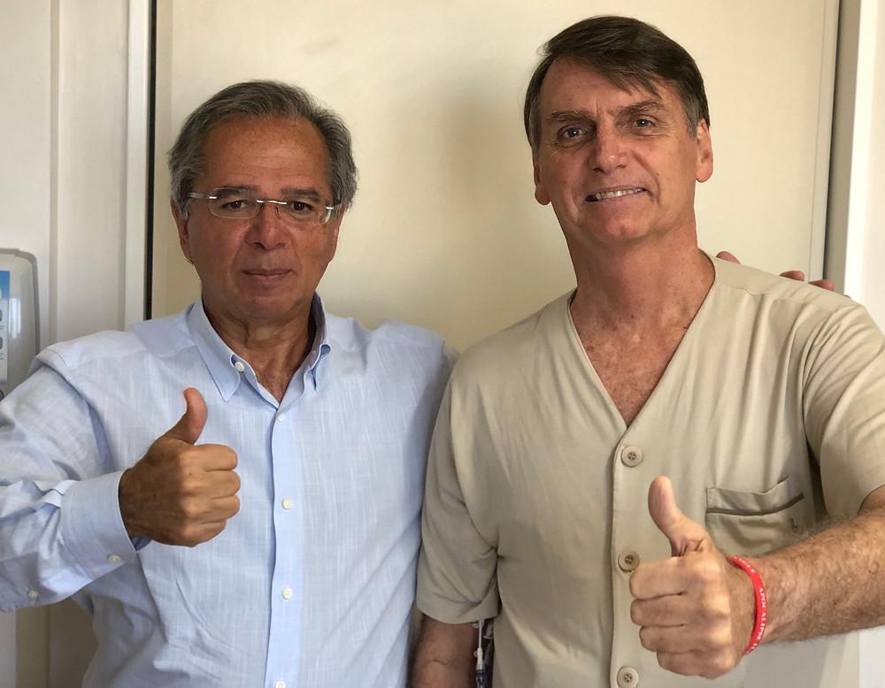Presidente Bolsonaro pode receber alta na quarta-feira