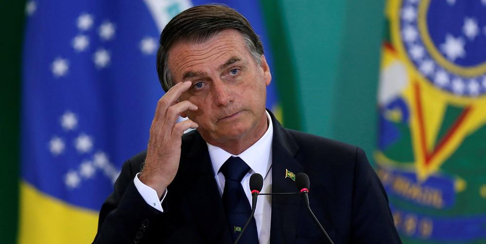 Pesquisa mostra queda na expectativa positiva do governo Bolsonaro