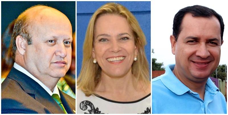 Entorno já tem densidade política e nomes capazes de disputar a vice governadoria de Goiás