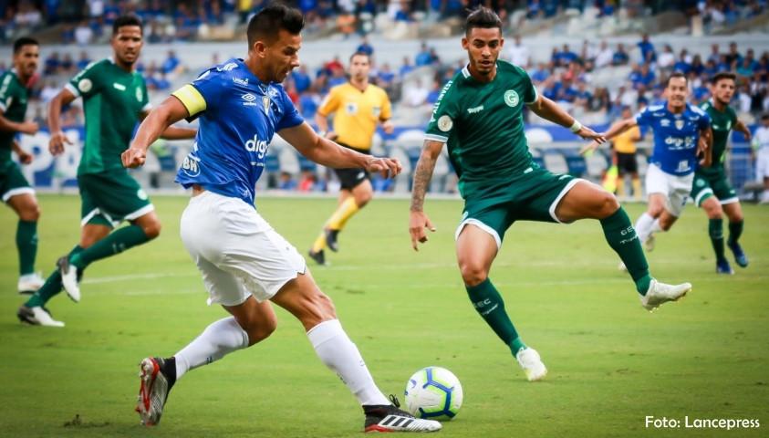 Goiás perde mais uma, dessa vez para o Cruzeiro