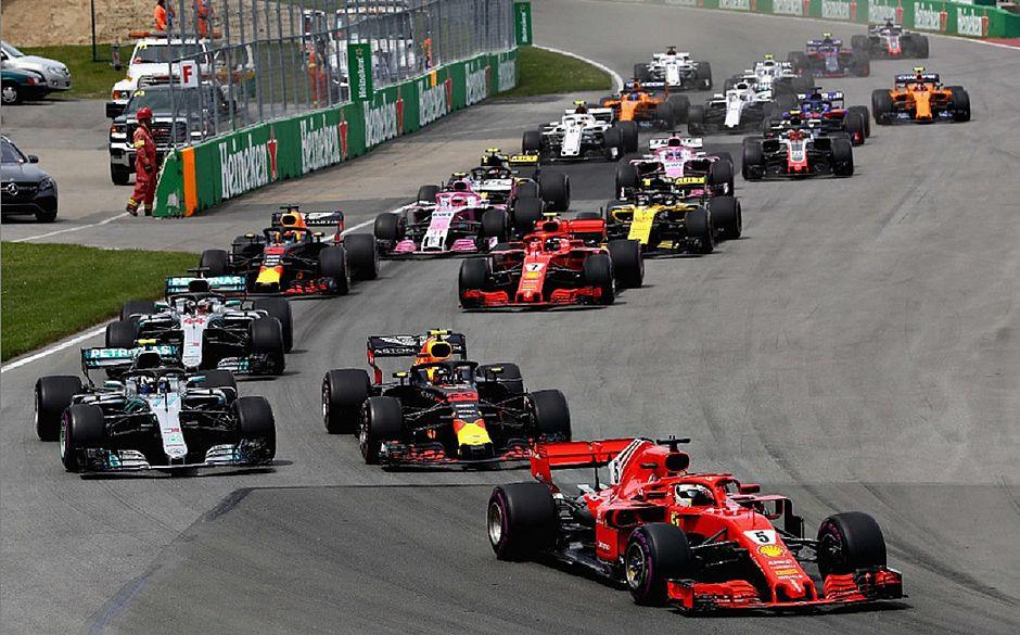Vettel vence GP do Canadá e assume a liderança do campeonato