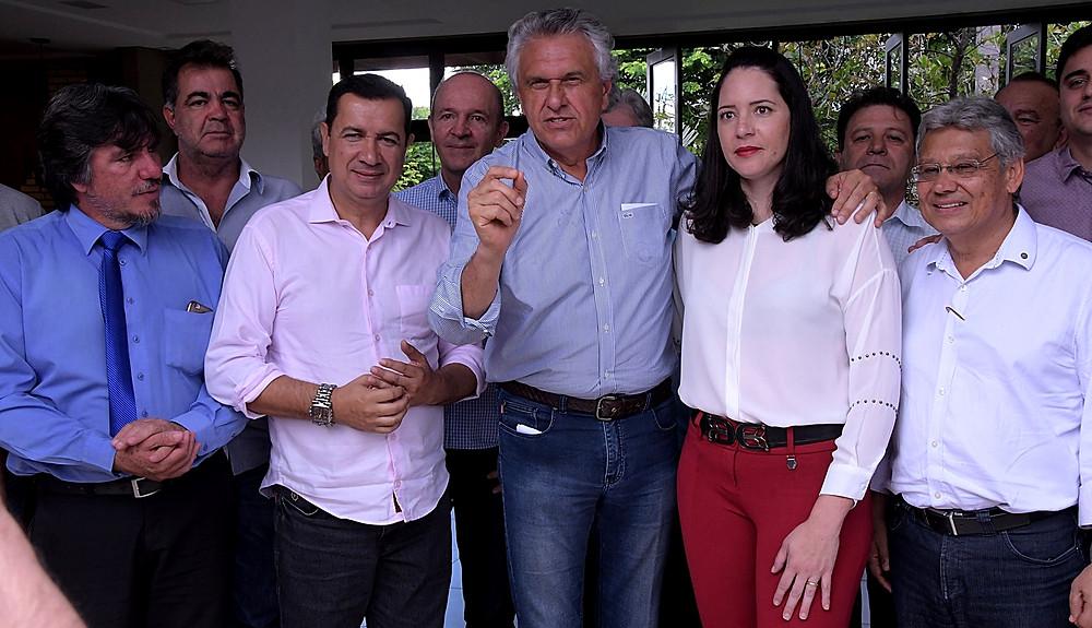Caiado se posiciona contra a criação da Região Metropolitana do Entorno