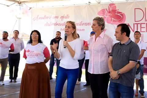 Dia das Mulheres em Valparaíso