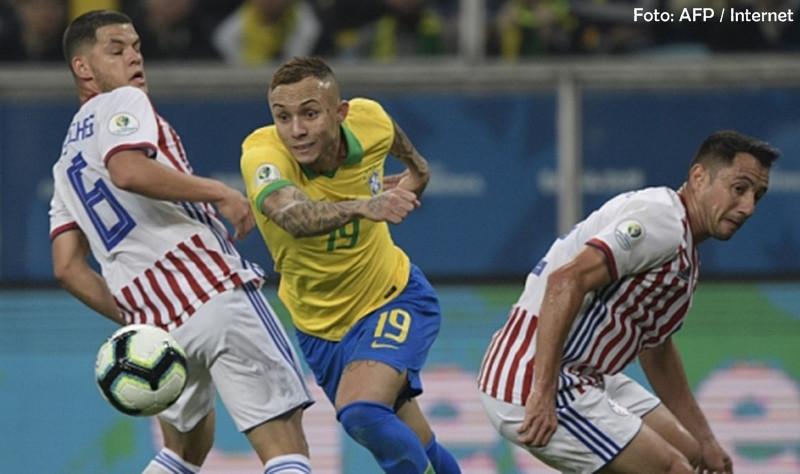 Acabou o tabu! Brasil avança às semifinais da Copa América após vencer o Paraguai nos pênaltis