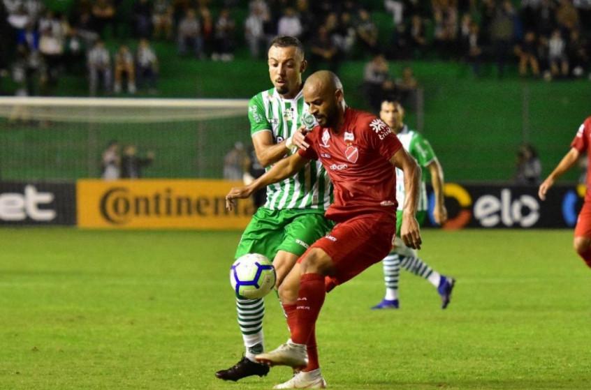 Vila Nova e Juventude não saem do zero a zero pela Copa do Brasil