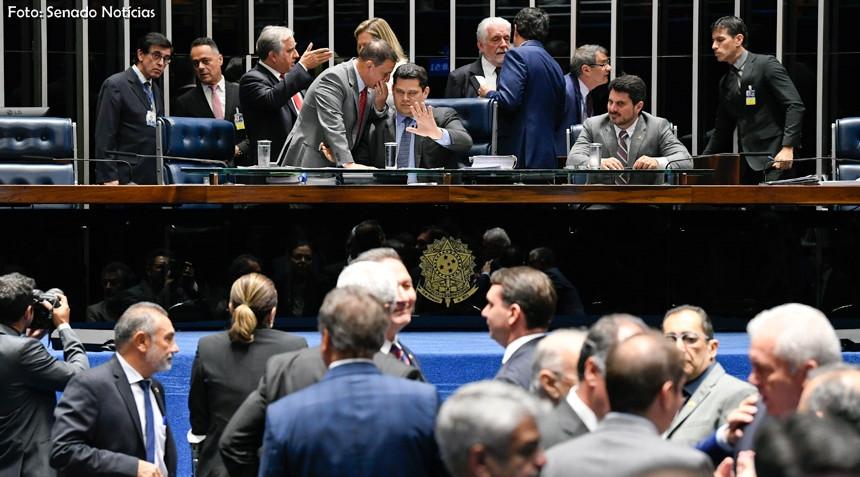 Em uma vitória do governo Bolsonaro, Senado aprova MP do combate à fraudes no INSS