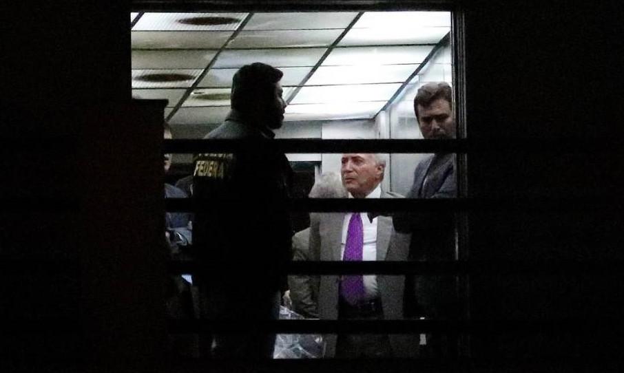 Ex-presidente Temer é solto após 4 dias preso