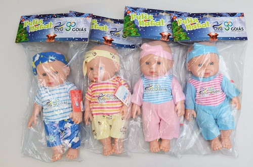 """A polêmica da distribuição de bonecos """"sexuados"""" não é de Valparaíso"""