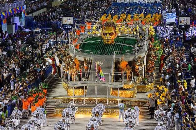 Em mais uma apuração emocionante, a Beija-Flor é campeã do Carnaval Carioca 2018