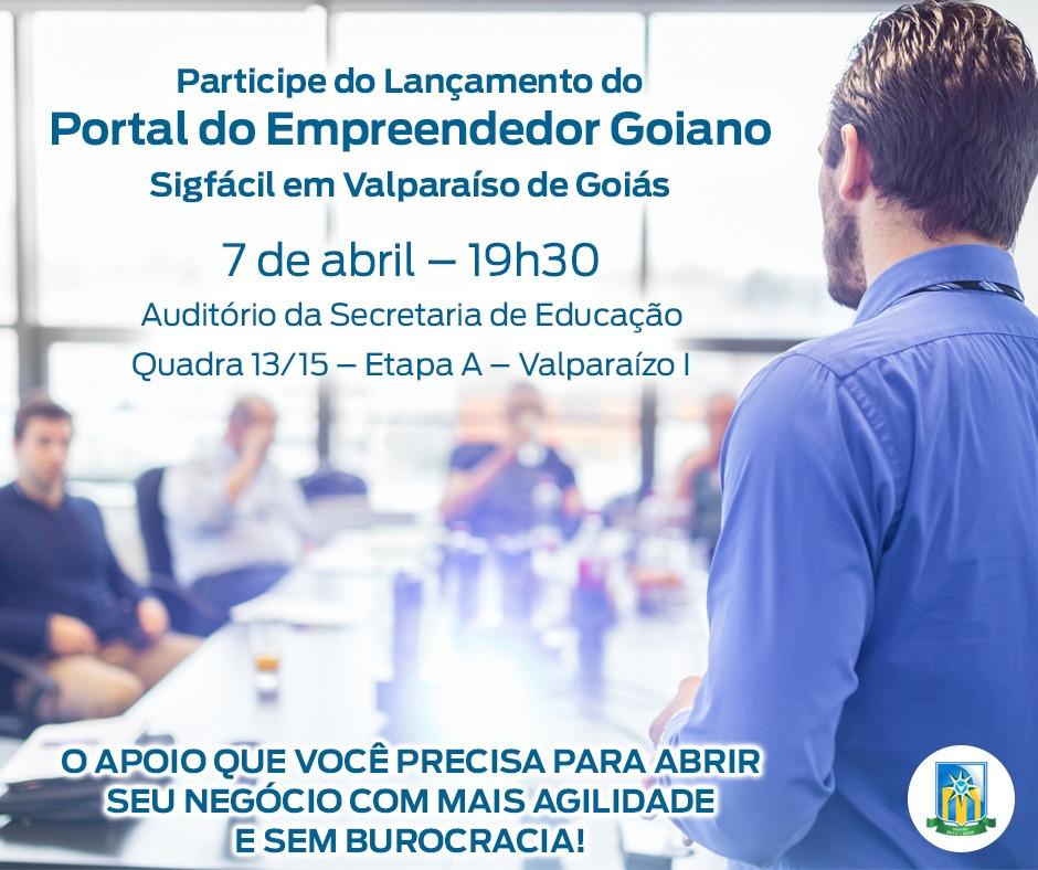 Valparaíso – Governo vai lançar nova ferramenta para facilitar a vida dos empreendedores