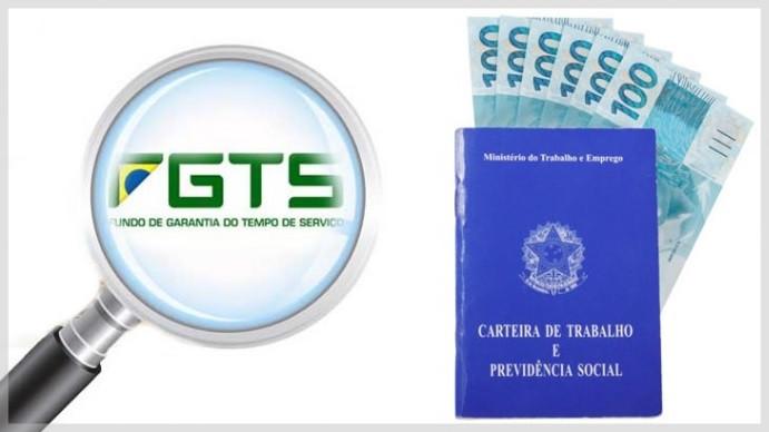 Saque do FGTS Inativo / Blog do Carlos