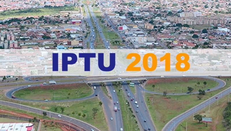 IPTU 2018 não terá aumento real em Valparaíso e os descontos de até 50% serão mantidos