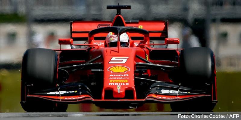 Vettel chega na frente, mas que leva é Hamilton no polêmico GP do Canadá 2019