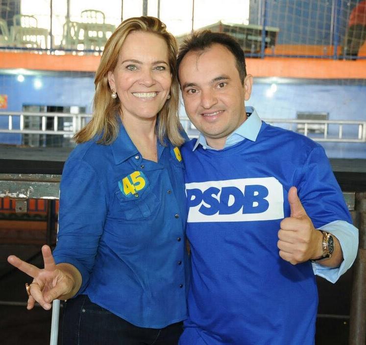 Pábio Mossoró 45 e Dep. Leda Borges