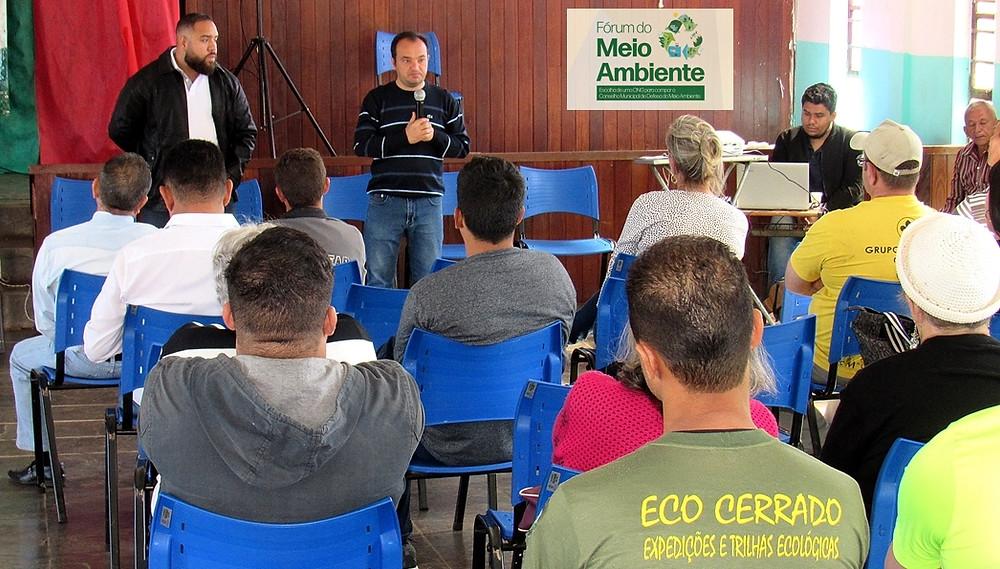 Em Valparaíso, Fórum escolhe ONG para fazer parte do Conselho Municipal de Meio Ambiente