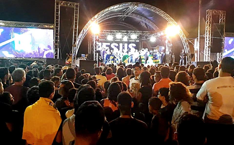 Dia do Evangélico é marcado por grande comemoração em Valparaíso