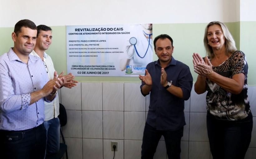 Valparaíso - Revitalização do CAIS é entregue à sociedade
