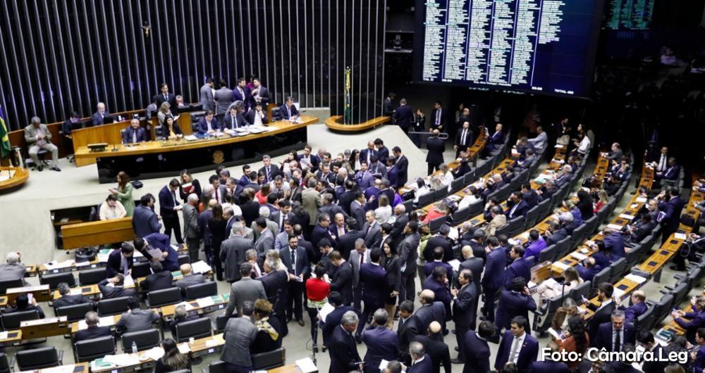 Deputados Federais entram na madrugada para votar mudanças na Reforma da Previdência