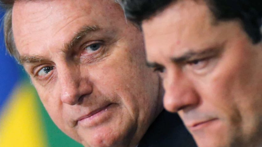 Diferente do que a imprensa de oposição quer dizer, a redução no número de crimes não é uma onda em que Bolsonaro e Moro estão surfando
