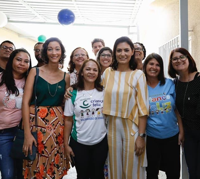 Programa Criança Feliz em Valparaíso