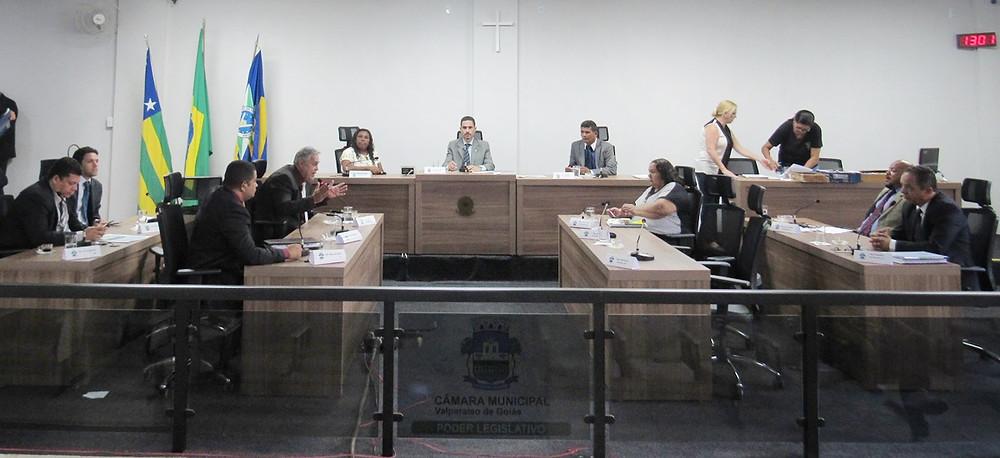 Câmara Municipal de Valparaíso aprova lei que cria a Superintendência Municipal de Trânsito