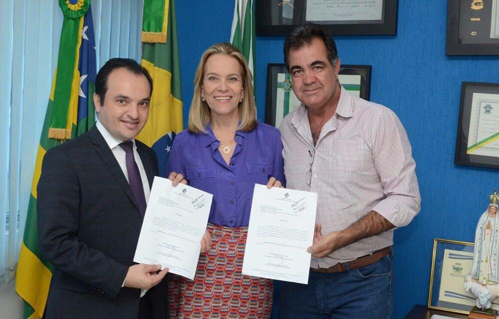 Governo do Estado autoriza obras de infraestrutura em Valparaíso e Cidade Ocidental