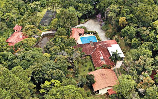 MPF localiza planilha que destina R$ 700 Mil do departamento de propinas da Odebrecht para reforma do Sítio de Atibaia