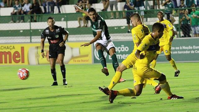 Termina a primeira faze do Campeonato Goiano de Futebol. Oito equipes seguem na busca pelo título