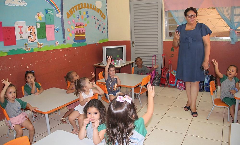 Começou hoje e vai até 29 de novembro o período de pré-matrícula da educação infantil na rede pública de Valparaíso