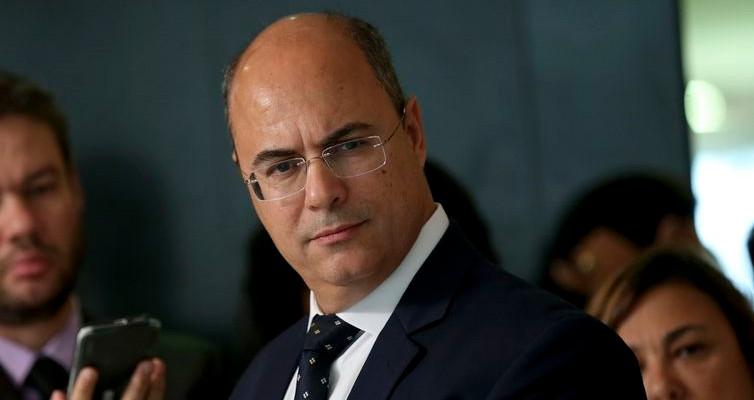 """Governador do Rio de Janeiro diz que vai processar Bolsonaro alegando que o presidente """"passou dos limites"""""""