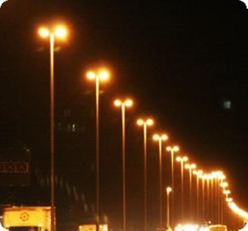 Valparaíso - Iluminação da BR 040 será religada
