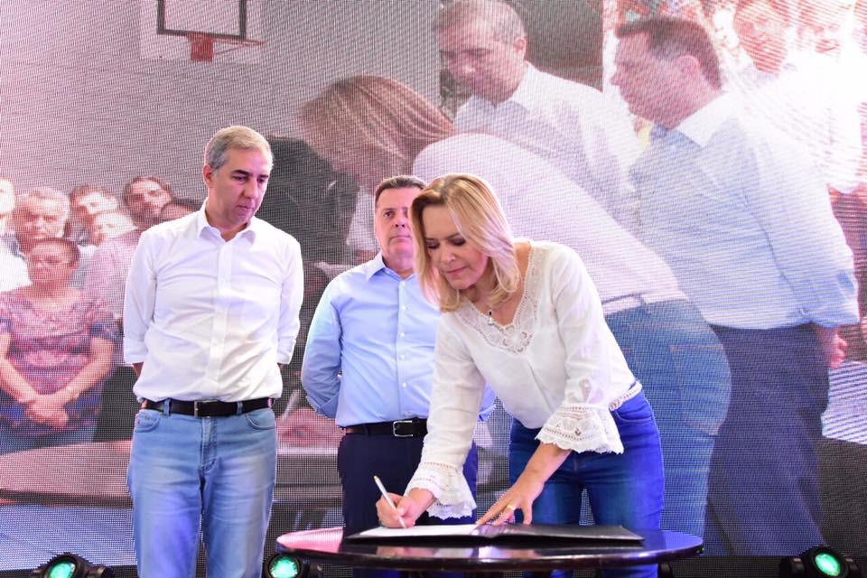 Governo de Goiás lança novo programa de investimento, agora na área social