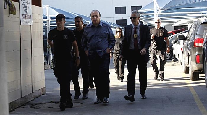 Operação Lava Jato cumpre mandatos de prisão contra o Governador do Rio, Pezão, e seus assessores