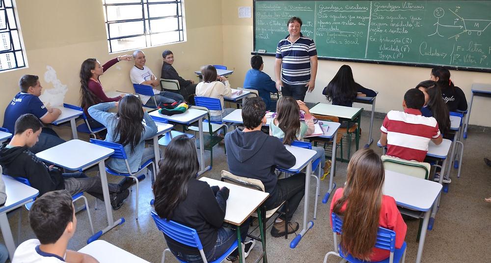 Goiás é primeiro lugar no Ideb e único estado brasileiro a cumprir metas do ensino médio